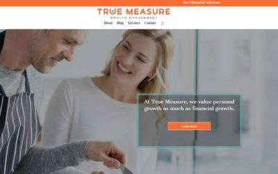 True Measure Unveils New Wealth Management Website